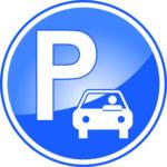 ikona parking